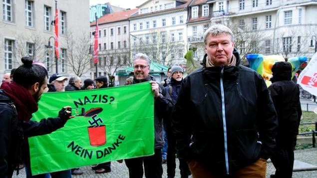 "Die Initiative ""Bündnis Neukölln"" engagiert sich gegen ..."
